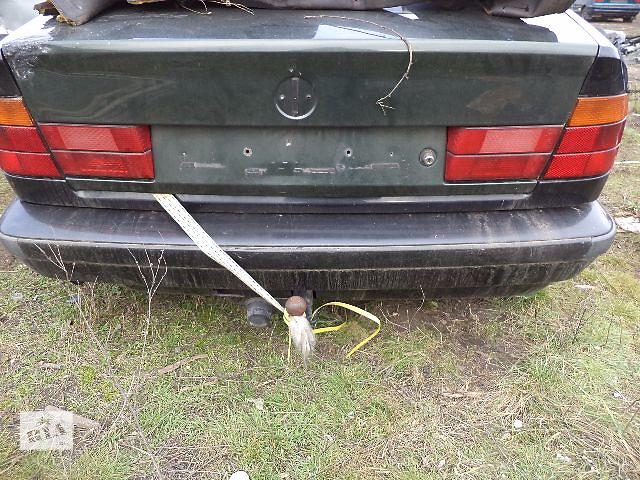 продам Б/у крышка багажника для седана BMW 525 Е34 1993 бу в Николаеве