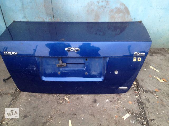 купить бу Б/у крышка багажника для седана Chery Elara 2008 в Киеве