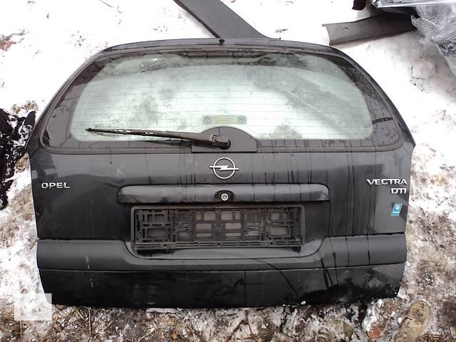 продам Б/у крышка багажника для универсала Opel Vectra B бу в Шацке