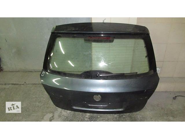 бу Б/у крышка багажника для универсала Skoda Fabia в Львове