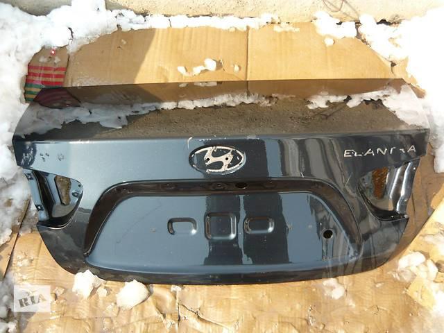 продам Б/у крышка багажника  Hyundai Elantra бу в Киеве