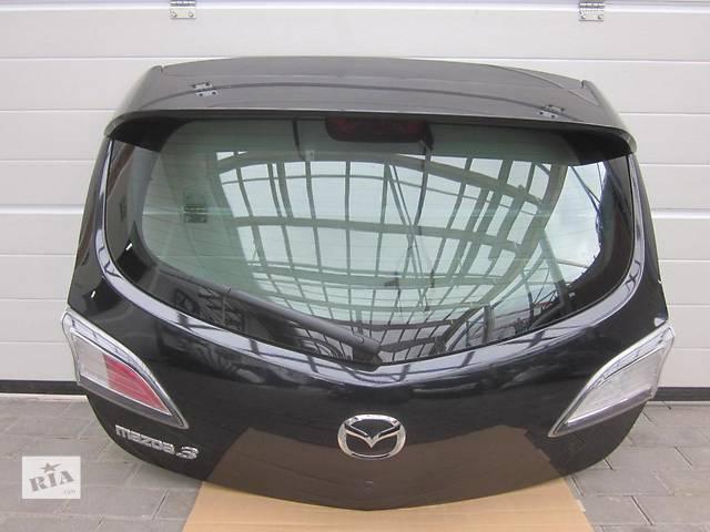 продам Б/у крышка багажника Mazda 3 Hatchback бу в Киеве