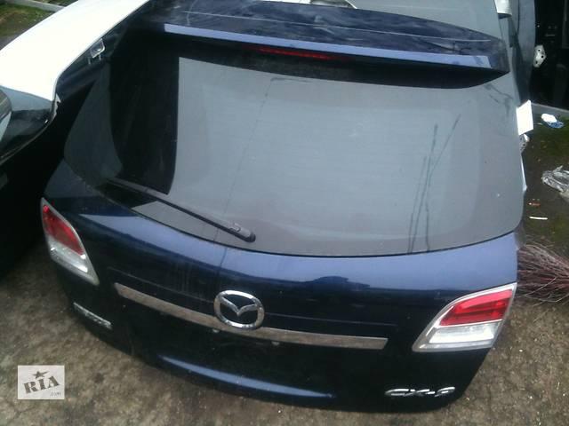 продам Б/у крышка багажника  Mazda CX-9 бу в Киеве
