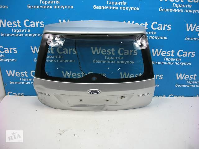 бу Б/У 2002 - 2008 Fiesta Кришка багажника на хетчбек. Вперед за покупками! в Луцьку