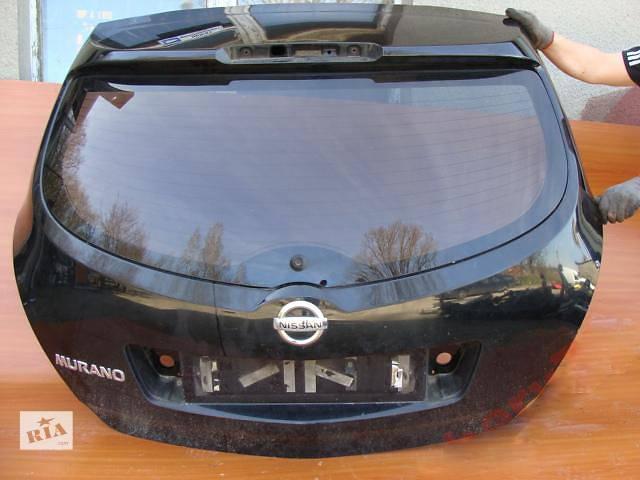 продам Б/у крышка багажника  Nissan Murano бу в Киеве