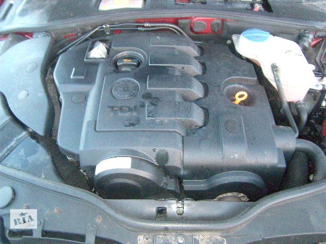 бу Б/у крышка мотора 1.9 tdi Skoda SuperB 2007-2002г в Львове