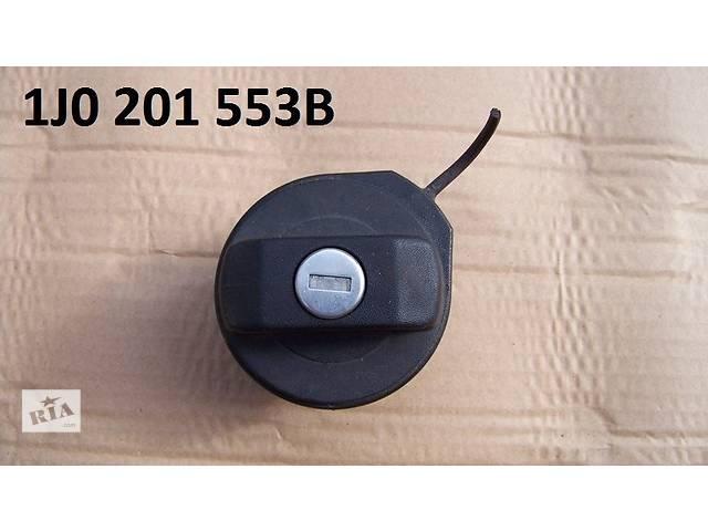 продам Б/у Крышка топливного бака 1J0201553B Skoda Fabia бу в Киеве
