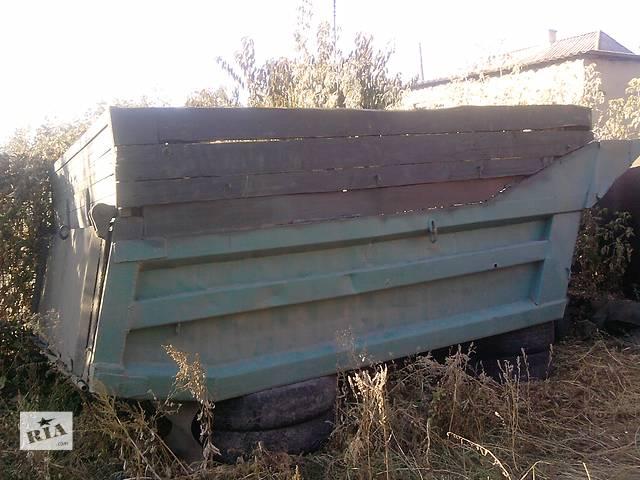 купить бу Б/у кузов для грузовика в Луганске