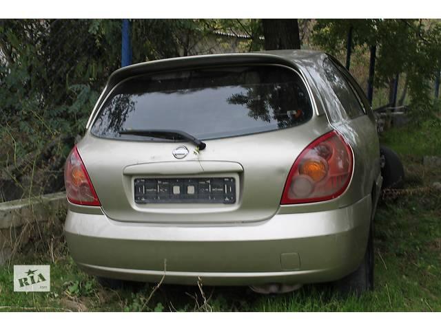 купить бу Б/у кузов для хэтчбека Nissan Almera в Белгороде-Днестровском