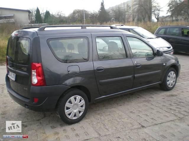купить бу Б/у кузов для легкового авто Renault  Dacia Logan в Львове