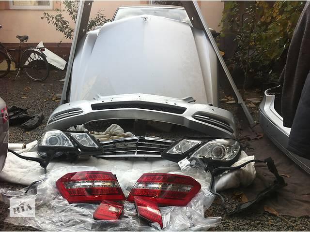 продам Б/у кузов для легкового авто Mercedes E-Class бу в Ровно
