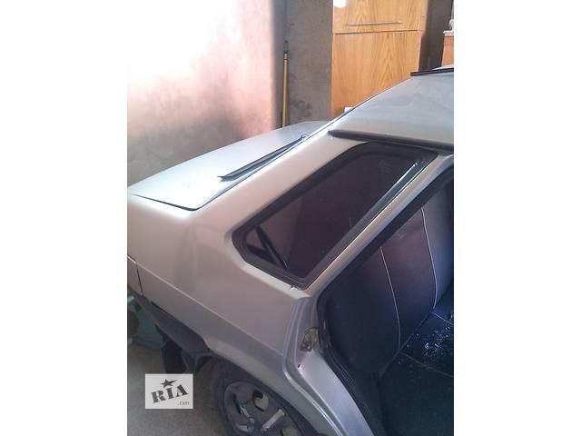 Б/у кузов задняя панель, четверть для седана ВАЗ 21099- объявление о продаже  в Ровно