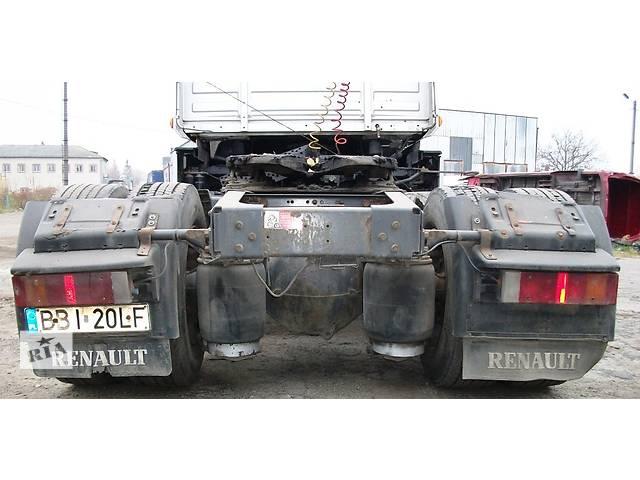 купить бу Б/у Мост ведущий задний для грузовика Renault Magnum Рено Магнум Евро 2 в Рожище