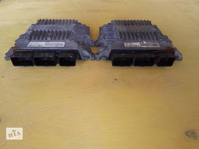 Б/у Мозги блок управления двигателем Фиат Фіат Скудо Fiat Scudo 2,0 /1,6 с 2007 -- объявление о продаже  в Ровно