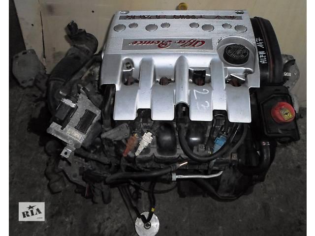 продам Б/у Нависное оборудование бензин 1,6 16V Alfa Romeo Альфа Ромео 147 2003 бу в Рожище