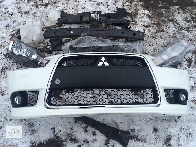 купить бу Б/у панель передняя для легкового авто Mitsubishi Lancer X в Киеве
