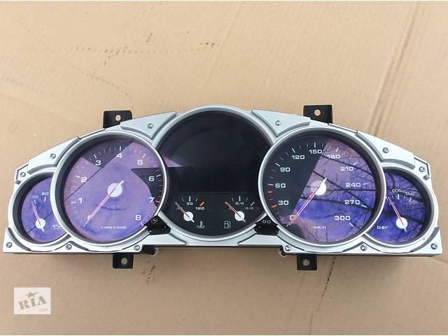 Б/у панель приборов/спидометр/тахограф/топограф для легкового авто Porsche Cayenne- объявление о продаже  в Виннице