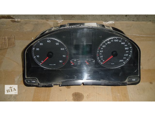 Б/у панель приборов/спидометр/тахограф/топограф для легкового авто Volkswagen Jetta 2008- объявление о продаже  в Коломые