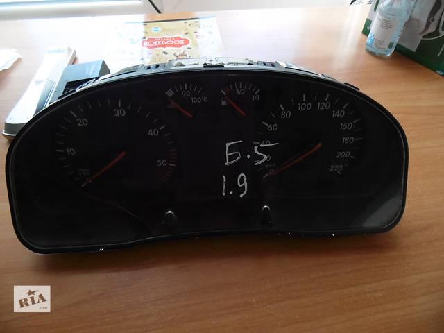 купить бу Б/у панель приборов/спидометр/тахограф/топограф для легкового авто Volkswagen Passat B5 в Дубно (Ровенской обл.)