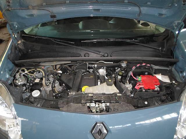 купить бу Б/у Подушка мотора двигуна Renault Kangoo Кенго 1,5 DCI К9К 2008-2012 в Рожище
