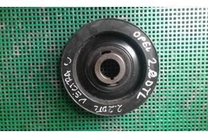 Б/у привод распределителя зажигания для Opel Vectra C 2004p. 2.0DTL, 2.2DTL Шкив коленвала