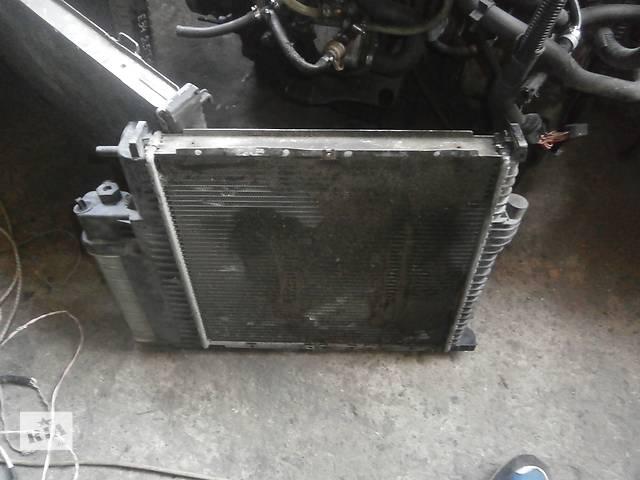 Б/у радіатор для седана BMW 316- объявление о продаже  в Львове