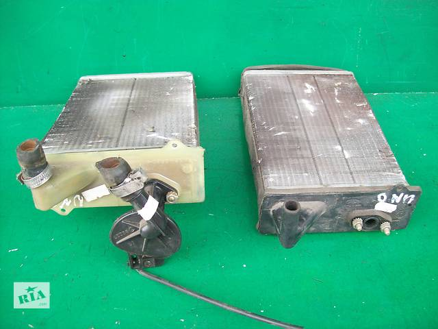 продам Б/у радіатор пічки для легкового авто Fiat Uno (88-95) бу в Луцке