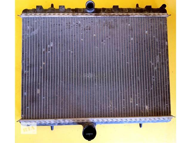 Б/у радиатор для Фиат Фіат Скудо Fiat Scudo 2,0/1,6 (3) с 2007г.- объявление о продаже  в Ровно