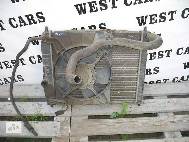 купить бу Б/у радиатор для легкового авто Chevrolet Aveo Hatchback (5d) в Луцке