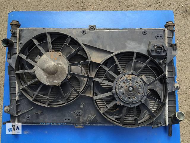 купить бу Б/у радиатор для легкового авто Ford Mondeo (97BB8005CA) 1.8TD в Луцке