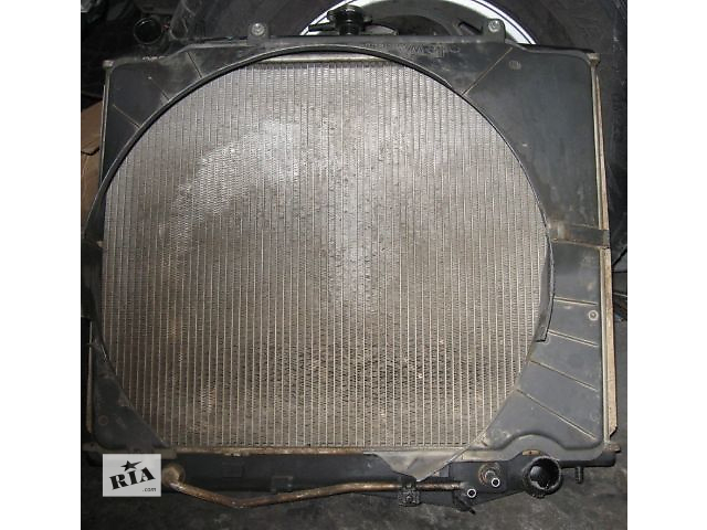 продам Б/у радіатор для легкового авто Isuzu Trooper 1997 бу в Києві