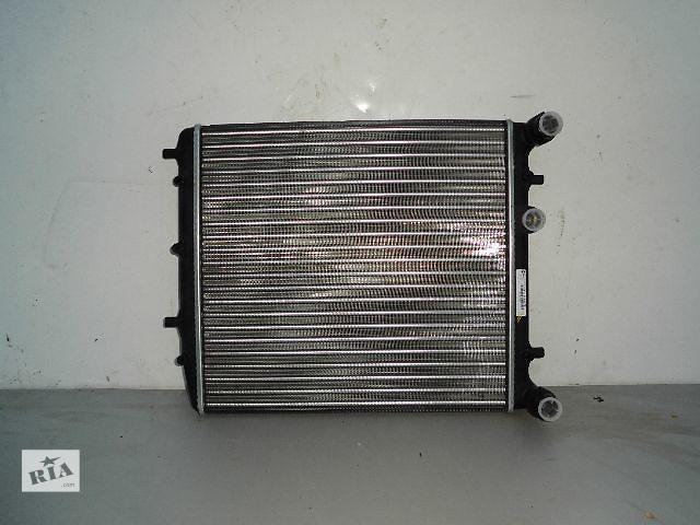 купить бу Б/у радиатор для легкового авто Skoda Octavia 1.6 (430*410) по сотым новый. в Буче (Киевской обл.)