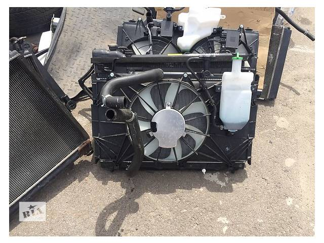 Б/у радиатор для легкового авто Suzuki Grand Vitara- объявление о продаже  в Ровно