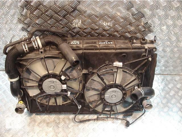 продам Б/у радиатор для легкового авто Toyota Rav 4 бу в Ровно