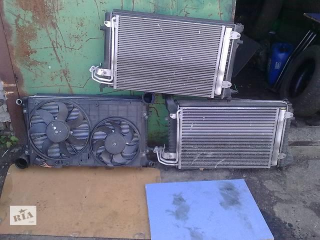 купить бу Б/у радиатор для легкового авто Volkswagen Caddy в Ровно