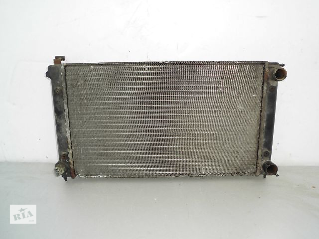 Б/у радиатор для легкового авто Volkswagen Jetta 1.8 (520*320) по сотым.- объявление о продаже  в Буче (Киевской обл.)