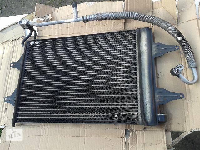 Б/у радиатор кондиционера для хэтчбека Volkswagen Polo- объявление о продаже  в Львове