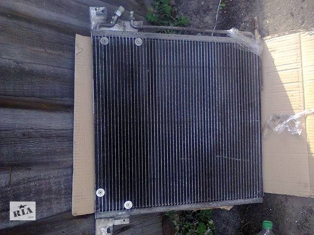 бу Б/у радиатор кондиционера для микроавтобуса Mercedes Vito в Львове