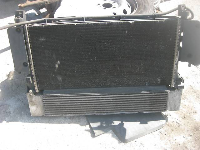 продам Б/у радиатор кондиционера Peugeot Boxer 2.2 hdi 2006- бу в Ровно