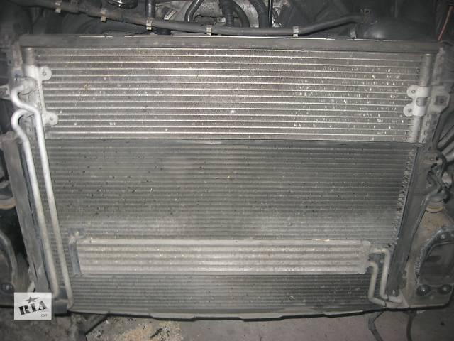 купить бу Б/у радиатор Volkswagen Touareg 5.0 tdi v10 в Ровно