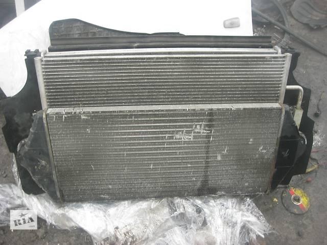 купить бу Б/у радиатор интеркуллера Citroen Jumpy 2.0 2004-2006 в Ровно