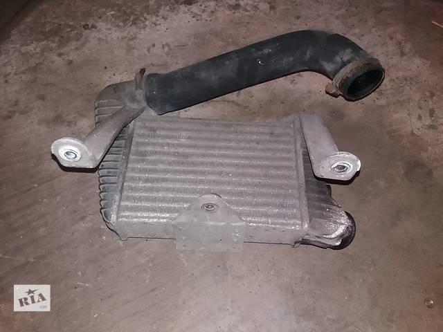 Б/у радиатор интеркуллера для Volkswagen LT-28- объявление о продаже  в Ковеле