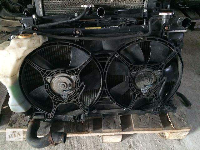 продам б/у Радиаторы с вентиляторома Subaru Forester 2005-2008 бу в Львове
