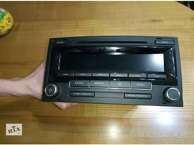 бу Б/у радио и аудиооборудование/динамики для легкового авто RCD-310 Multivan/Taureg в Николаеве