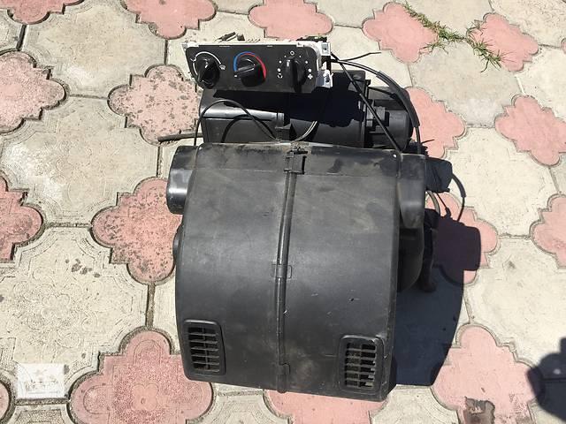 бу Б/у регулятор оборотов вентилятора печки для легкового авто Ford Transit в Ковеле