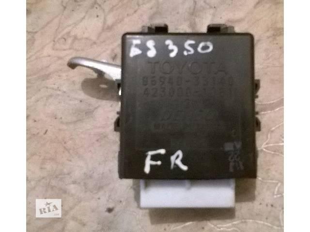 купить бу Б/у реле дворников 85940-33140 для седана Lexus ES 350 2007г в Николаеве