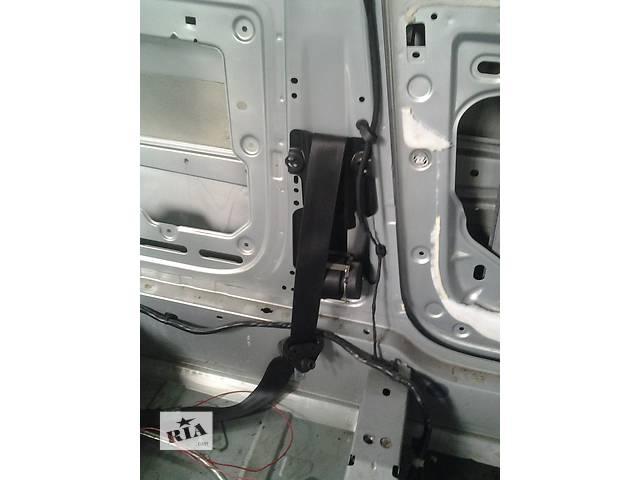 Б/у Ремень безопасности Renault Kangoo Рено Канго,Кенго 1,5DCI- объявление о продаже  в Рожище