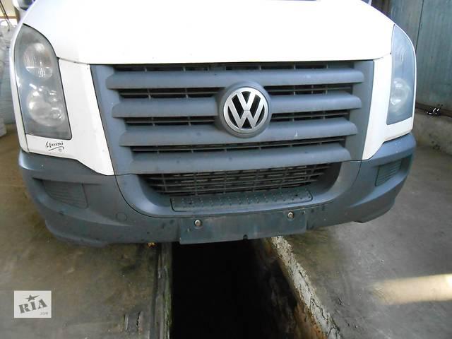 Б/у Решётка бампера радиатора Volkswagen Crafter Фольксваген Крафтер 2.5 TDI 2006-2010- объявление о продаже  в Луцке