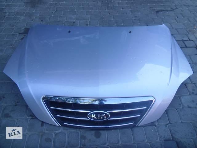 бу Б/у решётка капота для легкового авто Kia Sorento 2007 в Коломые