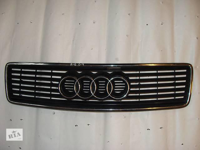 купить бу Б/у решётка радиатора для легкового авто Audi A6 в Черкассах